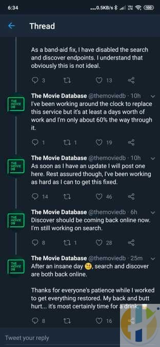teatv movie database