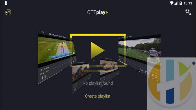 OTTPlay IPTV APK download