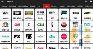 RedBox TV APK IPTV 1.4 Firestick Android Windows MAC
