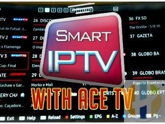 smart iptv ace tv