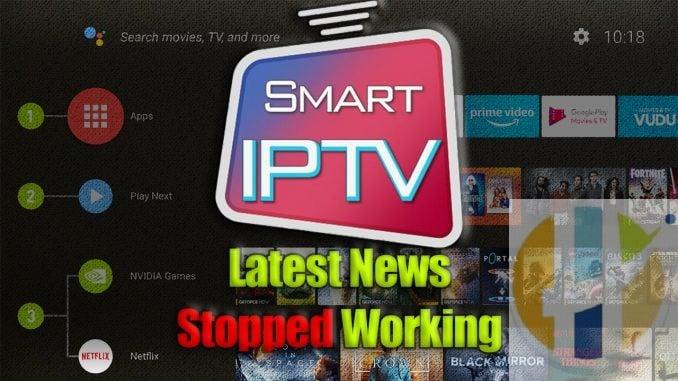 Smart IPTV NVIDIA Shield Fix
