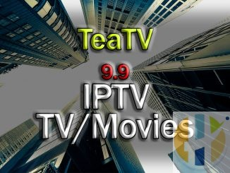 TeaTV APK Movies TV Shows