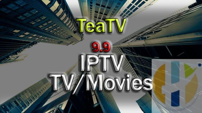 TeaTV APK Movies TV Shows