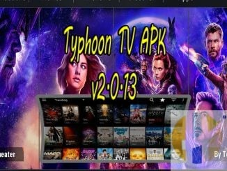 Stream Movies and TV Shows with Typhoon TV APK for Firestick NVIDIA Shield Android PC