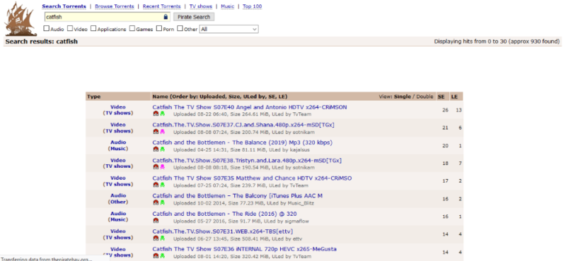 how-to-watch-catfish-the-pirate-bay