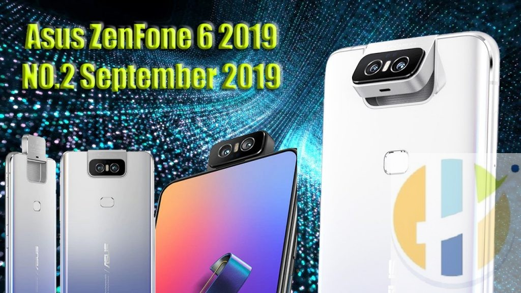 Asus ZenFone 6 2019 best smart phone