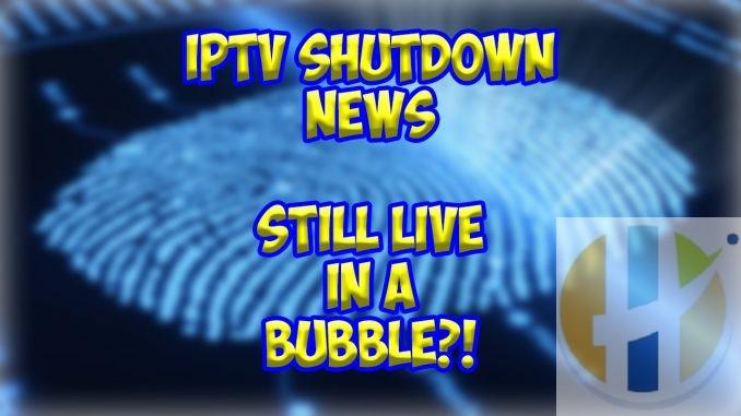 IPTV Shutdown continues