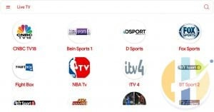 FlixTV IPTV Live TV APK 1 7 with Bollywood Contents - Husham
