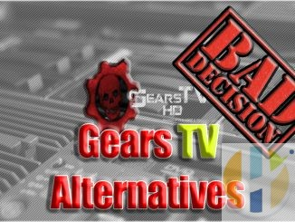 Gears TV Alternatives - IPTV service fallen
