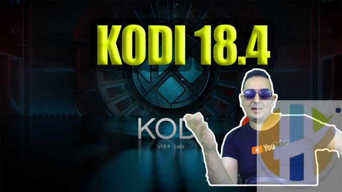 kodi 18.4 released
