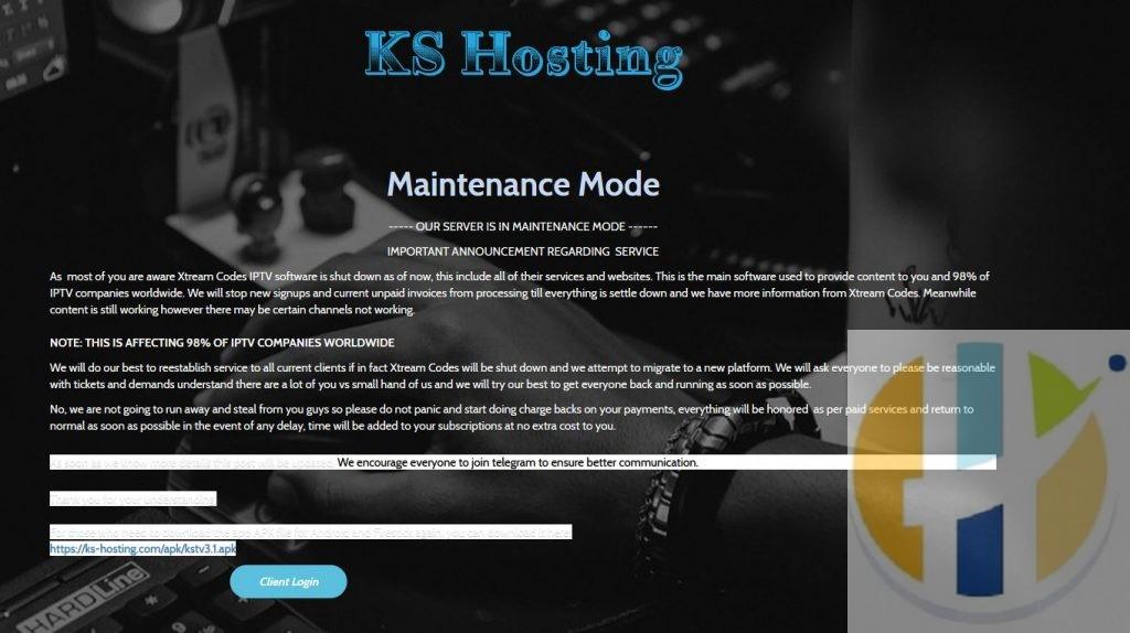 Kodi Solutions IPTV Shutdown Xtream Codes