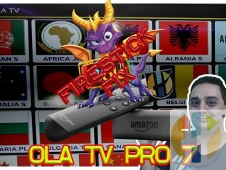 OLA TV PRO 7 FIRESTICK FIX