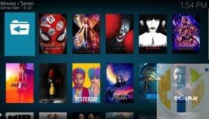 Seren kodi addon movies tv shows android mac windows firestick nvidia shield