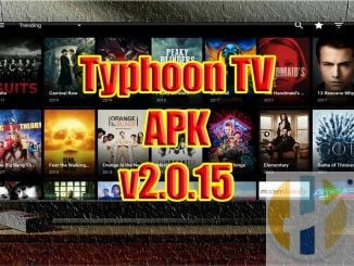 Typhoon tv apk Movies TV Shows APK Android Firestick NVIDIA Shield