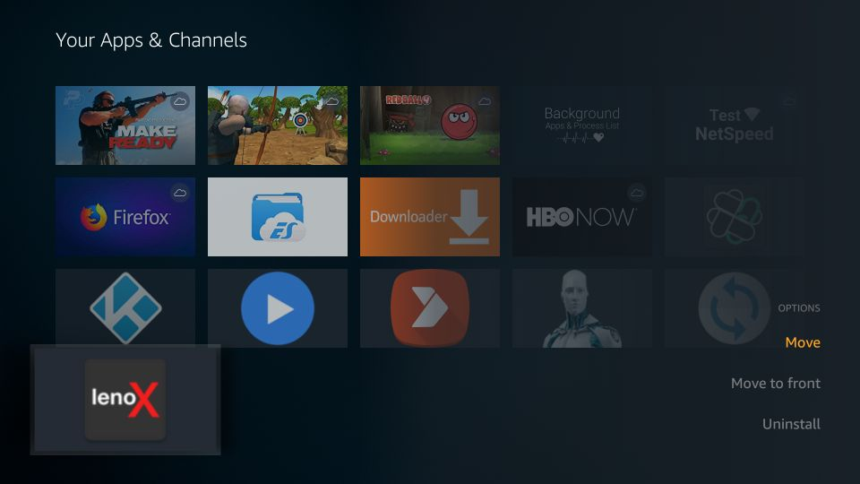 how to get expedite tv on amazon Firestick