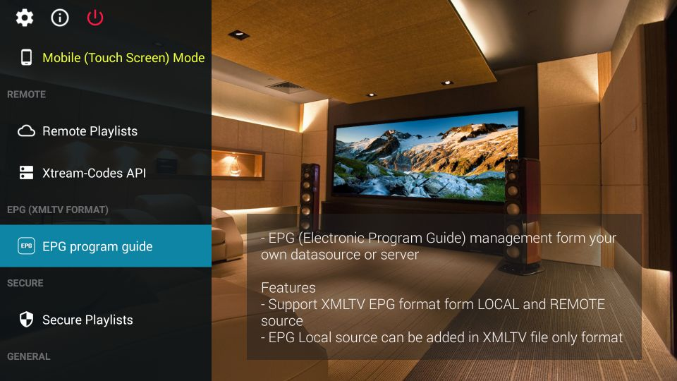 steps to install gse smart iptv