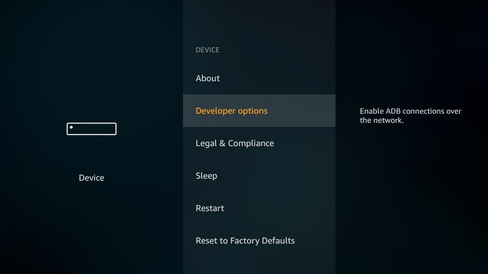 how to install sapphire secure iptv on Firestick