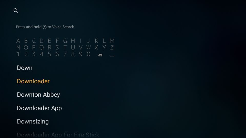 how to use sapphire secure iptv on Firestick