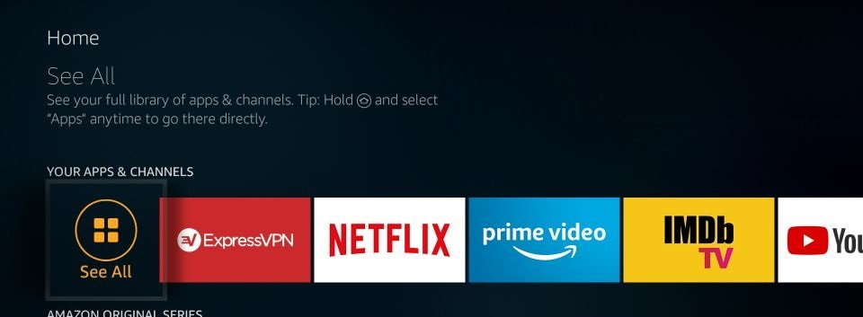 install sapphire secure iptv on fire stick