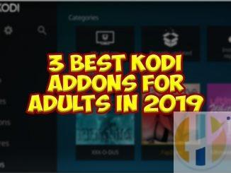 Best Kodi Addons for Adults in 2019