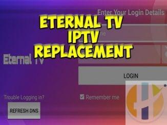Eternal TV IPTV Replacement