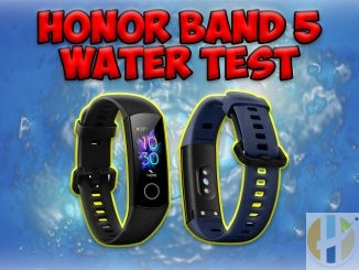 Honor band 5 Review and Water test