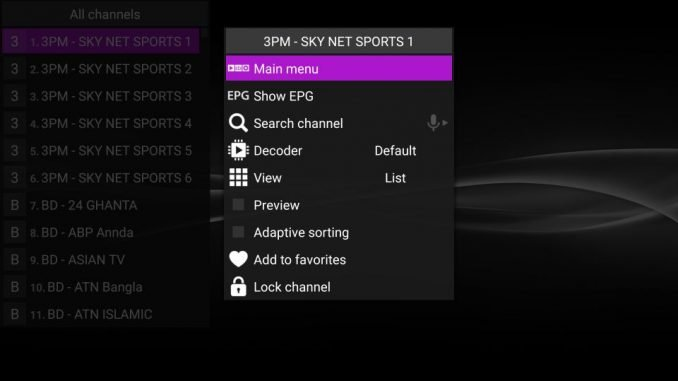 how to install perfect player iptv on Firestick