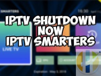iptv smarters pro shutdown