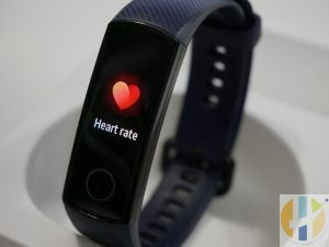 HONOR BAND 5 Heart Monitor