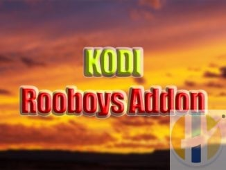 How to Install Rooboys Kodi Addon