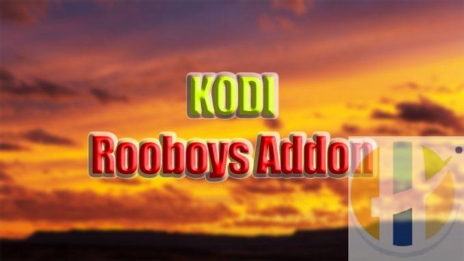 How to Install Rooboys Kodi Addon
