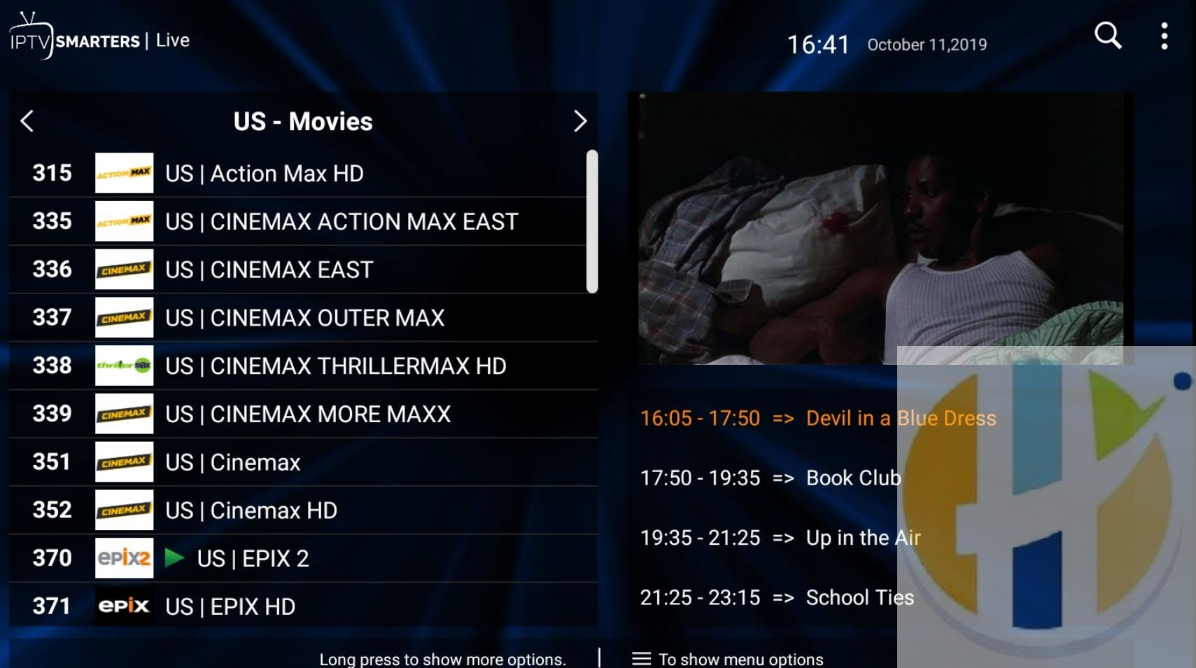 Sapphire Secure Iptv With Adult Xxx Channel List 11 10