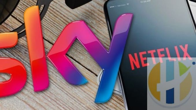 Sky TV and Netflix dominance can't stop millions streaming illegally