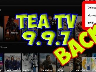 TeaTV Watch IPTV 1080 4k Movies TV Shows with TEATV APK 9.9.6 Firestick Android & PC