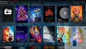 Crew Kodi Addon Movies TV Shows IPTV Firestick Android Husham.com