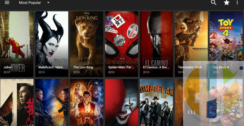 Cyberflix TV APK Movies Android Firestick Nvidia Shield
