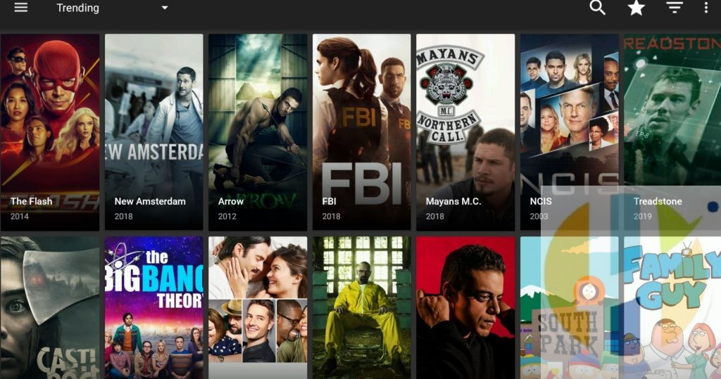 Cyberflix TV APK TV Shows Android Firestick Nvidia Shield
