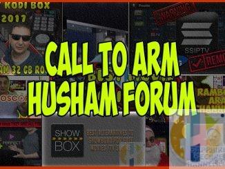 Husham Forum Call to arm Streaming APK KODI Movies Free IPTV