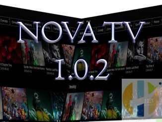 Nova Stream Movies TV Shows Android Firestick NVidia Shield