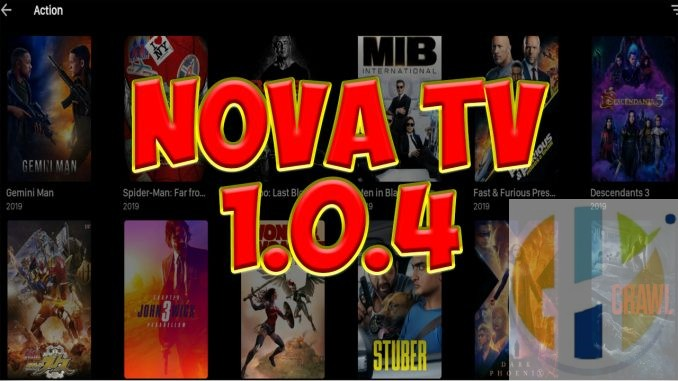 Nova TV APK Best Showbox Terrarium Replacement 2019