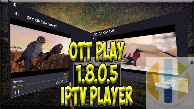 OTTPlay IPTV APK