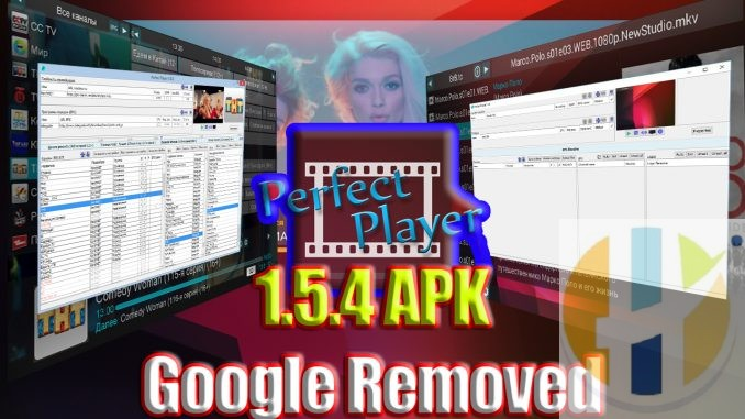Perfect Player APK Firestick Android NVIDIA Shield