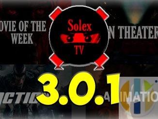 Solex TV APK Firestick Android NVIDIA Shield