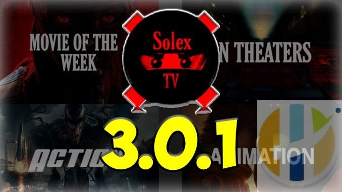 Solex TV APK Firestick Android NVIDIA Shield
