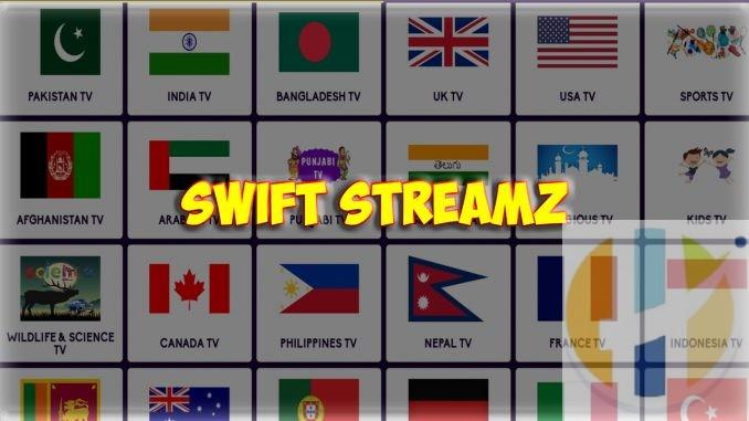 Swif Streamz IPTV APK