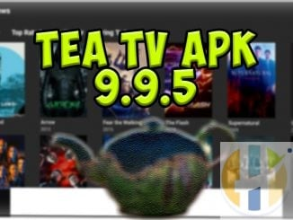 TeaTV APK Movies TV Shows 1080 4k live streming