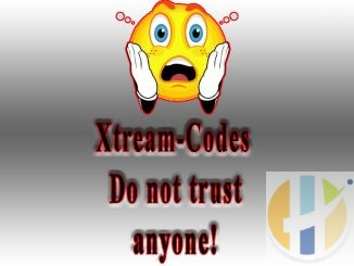 Xtream Codes Thiefs Fake IPTV Sales