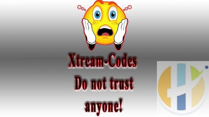 Xtream Codes Thiefs Fake IPTV Sales