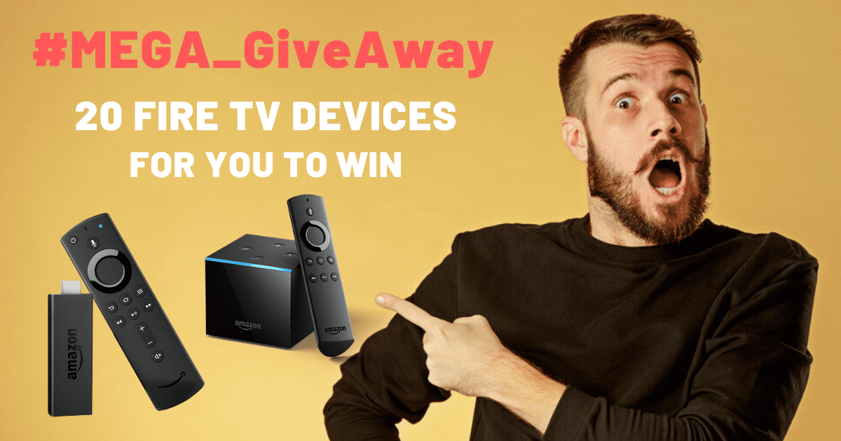 fire stick giveaway