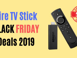 best firestick deals for black friday 2019